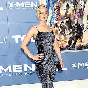 Jennifer Lawrence X-Men Style Jason Wu 2014 | Video