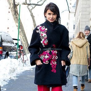 Fashion Editor Street Style Photos with Christine Centenera