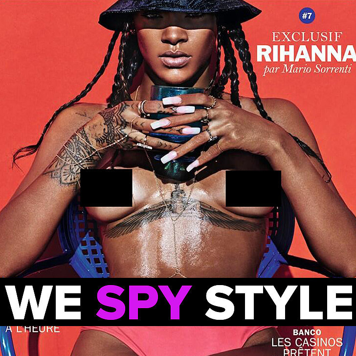 Hot Celebrity Style News Rihanna | Video