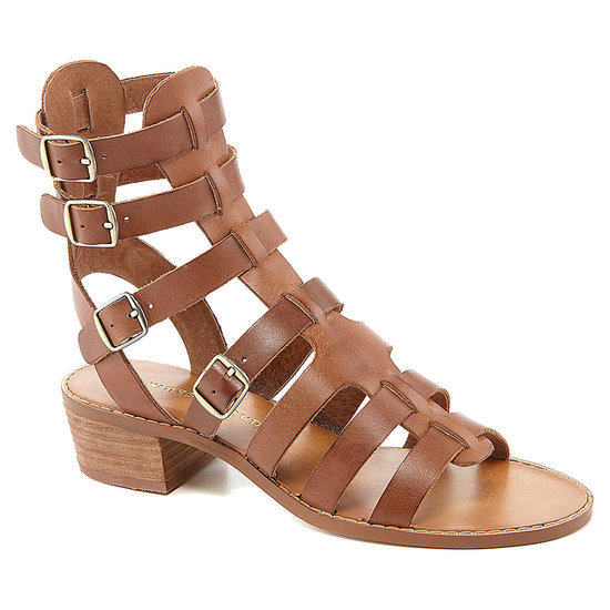 How to Wear Gladiator Sandals