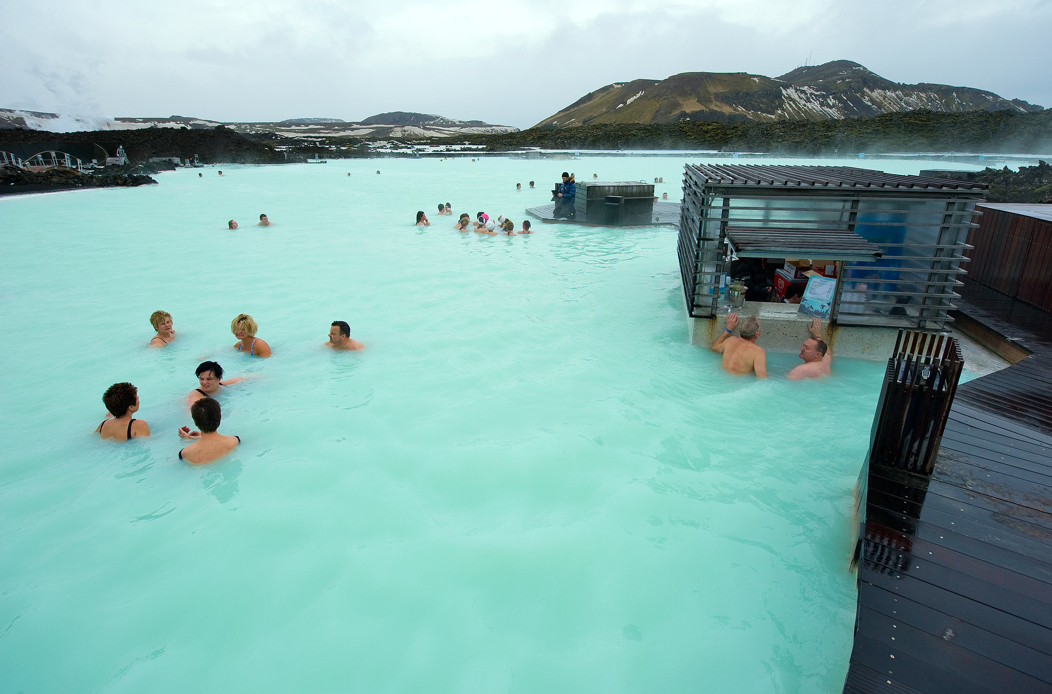 Blue lagoon iceland 83 unreal places you thought only for Where is the blue lagoon in iceland