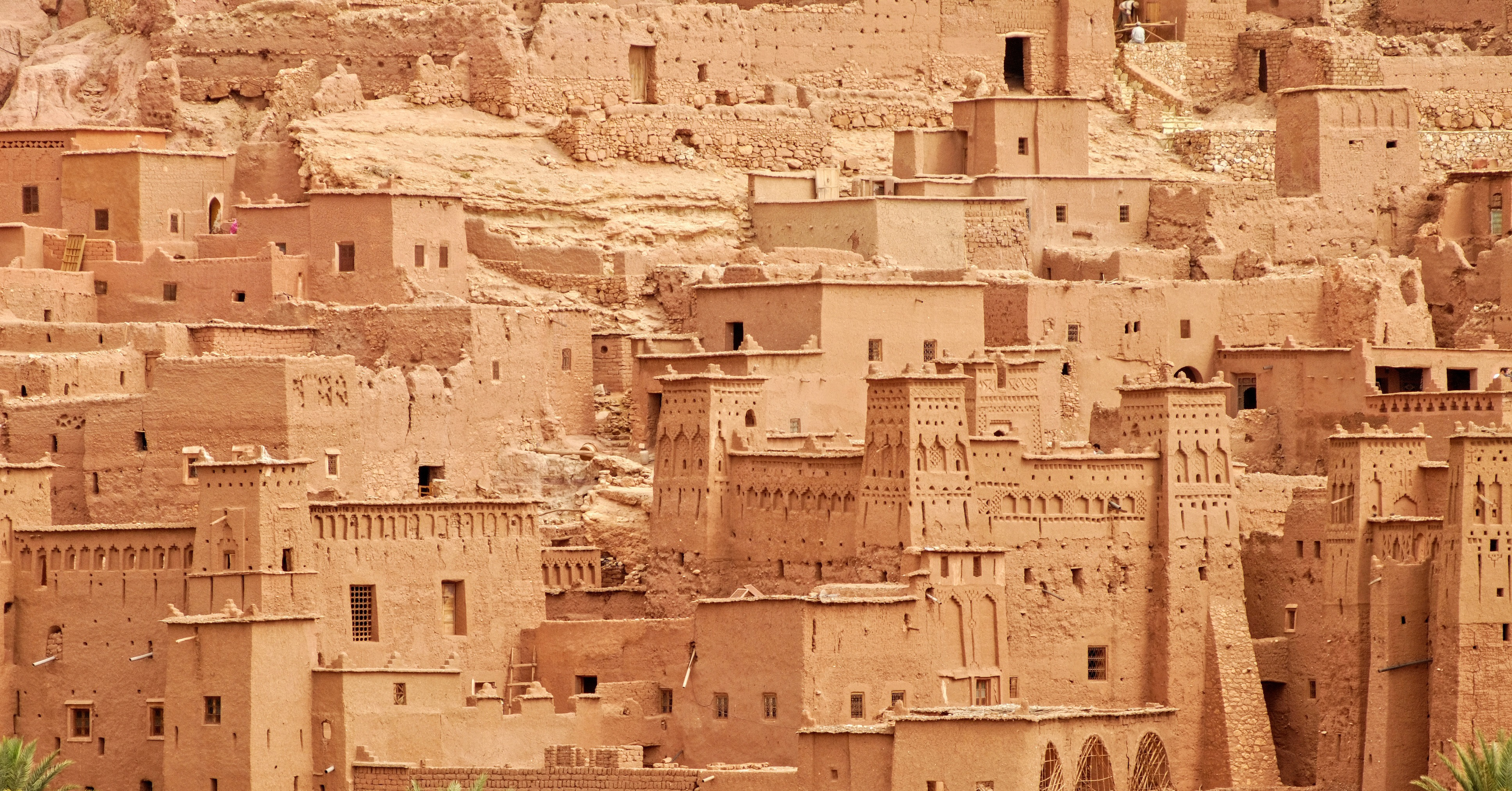 Ait Benhaddou Morocco 83 Unreal Places You Thought Only