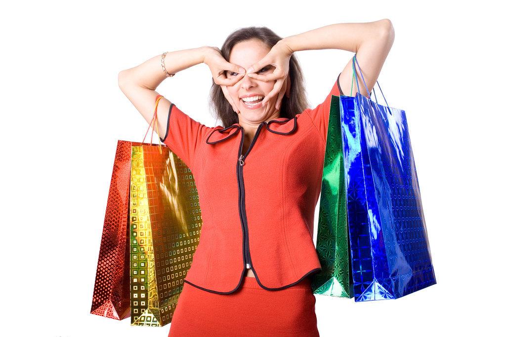 The Crazy-Eyes Shopper