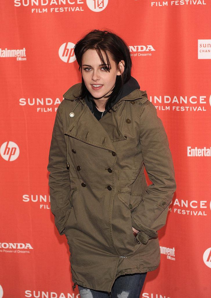 Kristen Stewart at Sundance