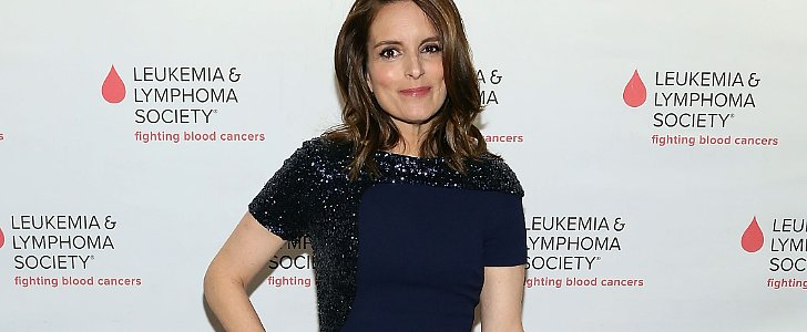 All the Healthy Reasons Why We Love Tina Fey