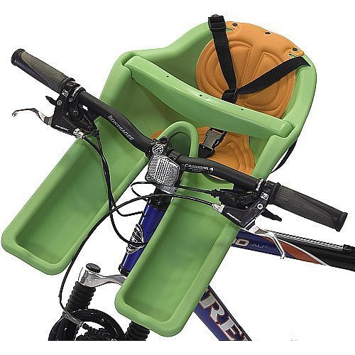 Front Mounted Child Bicycle Seat