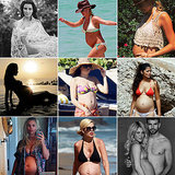 Celeb Moms Who've Rocked a Bikini While Pregnant