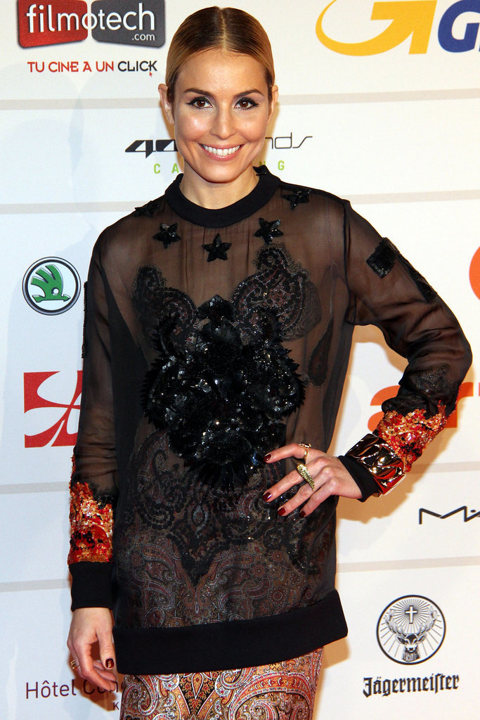 Noomi Rapace joined Brilliance, a thriller starring Will Smith.