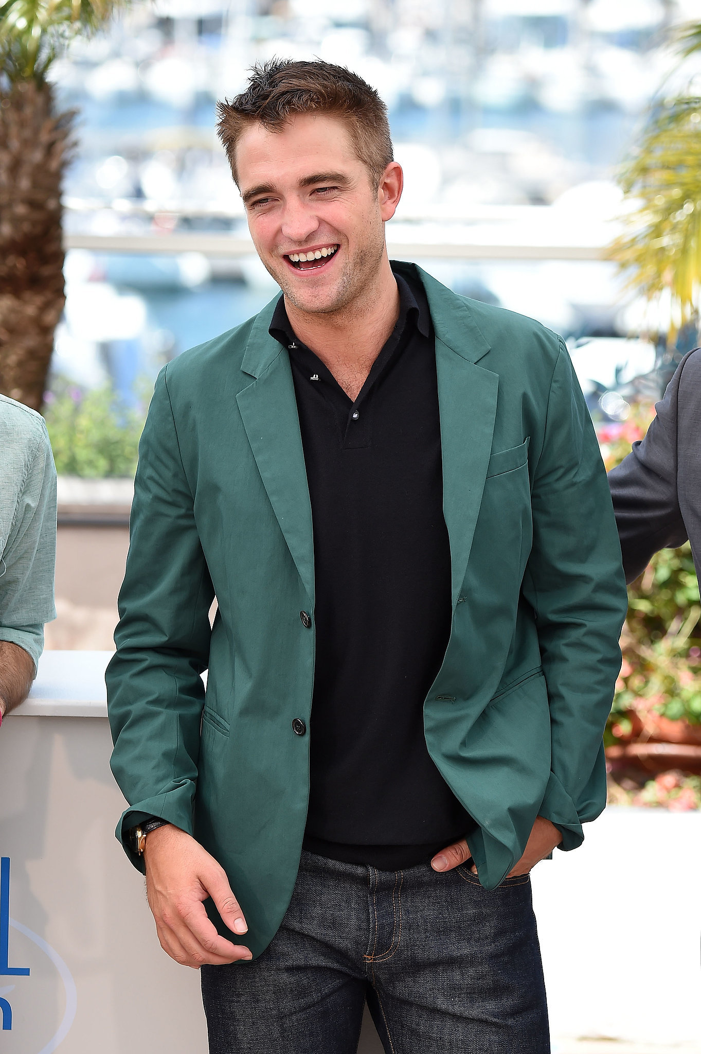 Brace Yourself For Robert Pattinson's Hottest Pictures at Cannes