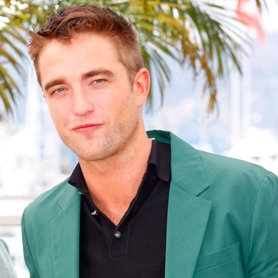 Robert Pattinson at the 2014 Cannes Film Festival