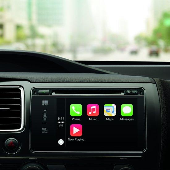 Apple Carplay Aftermarket Stereo