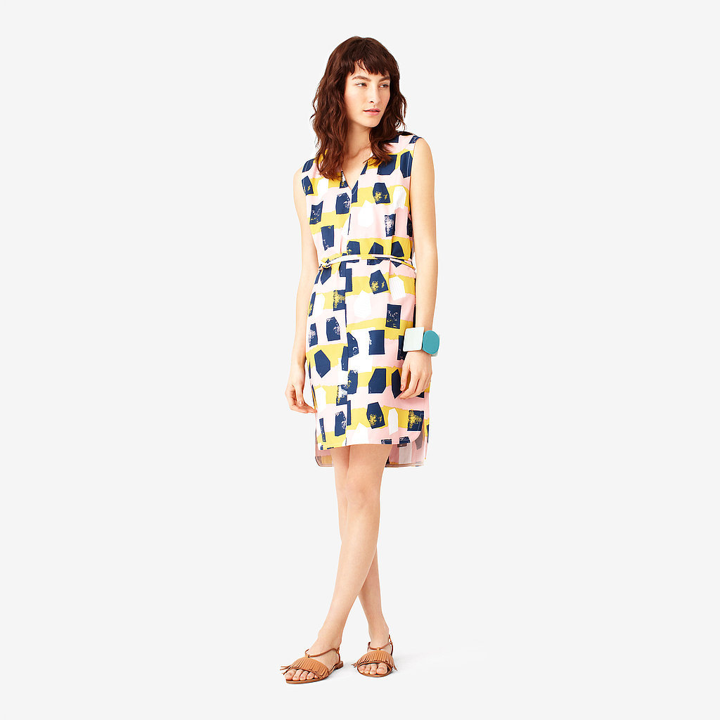Kate Spade Saturday Printed Tunic Dress 14 Ways To Refresh The Office Dress Code This Summer