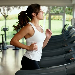 Treadmill Workout With Arm Exercises