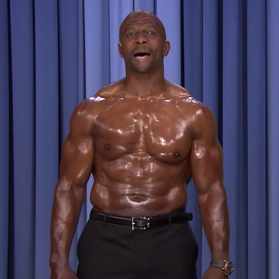Nip-Syncing With Terry Crews on The Tonight Show | Video