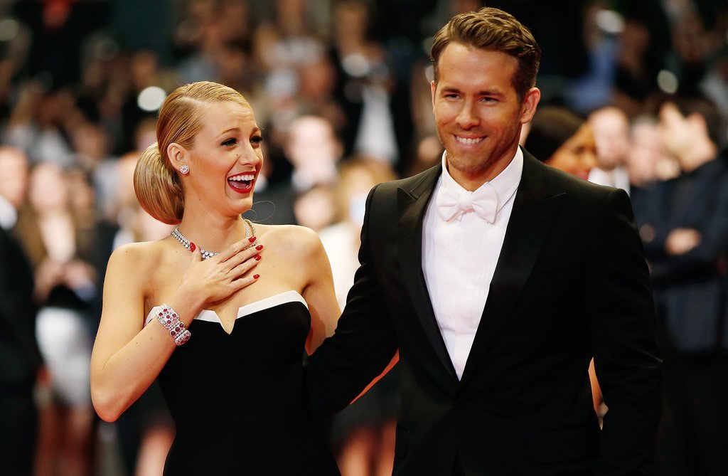 Ryan Reynolds And Blake Lively Share This Link