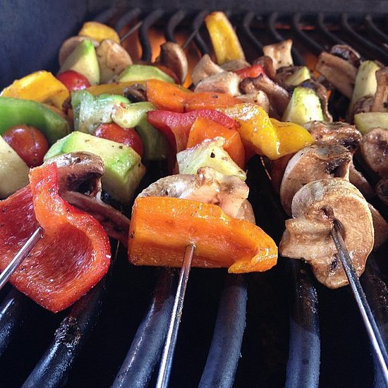 Grilled Veggie Recipes