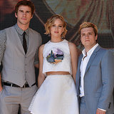 Cast of The Hunger Games at Cannes Film Festival | Video