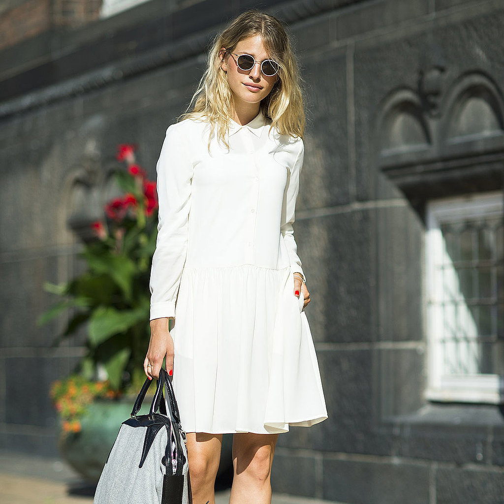 All White Summer Dresses