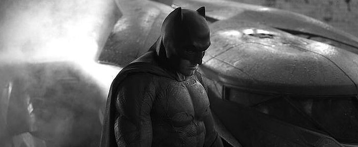 And the New Ben Affleck Batman Movie Is Called . . .