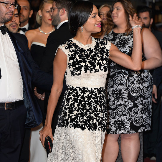 Rosario Dawson at Dancing Spies Balls Party 2014 | Interview