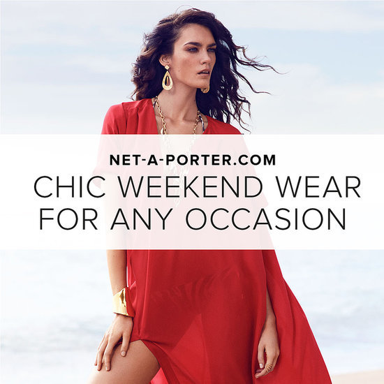 Net-A-Porter Vacation Clothes | Shopping