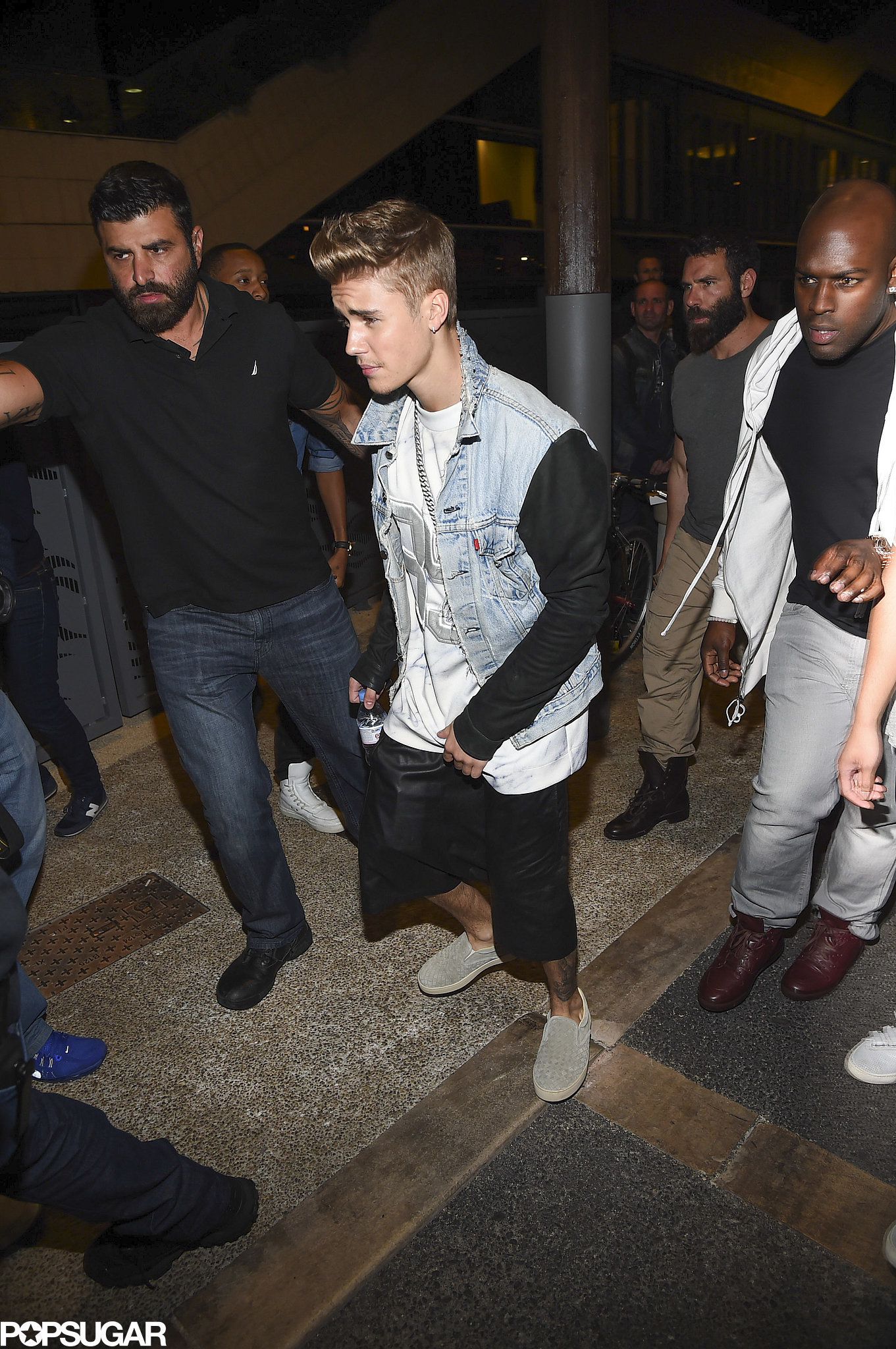 Justin Bieber Reignites Romance Rumors With a Victoria's Secret Model