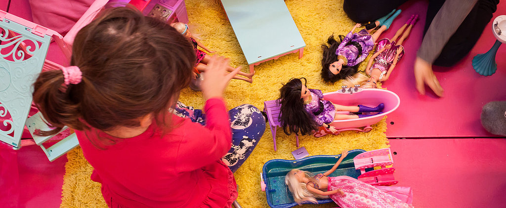 Parents, Just Let Your Kids Play With Barbies