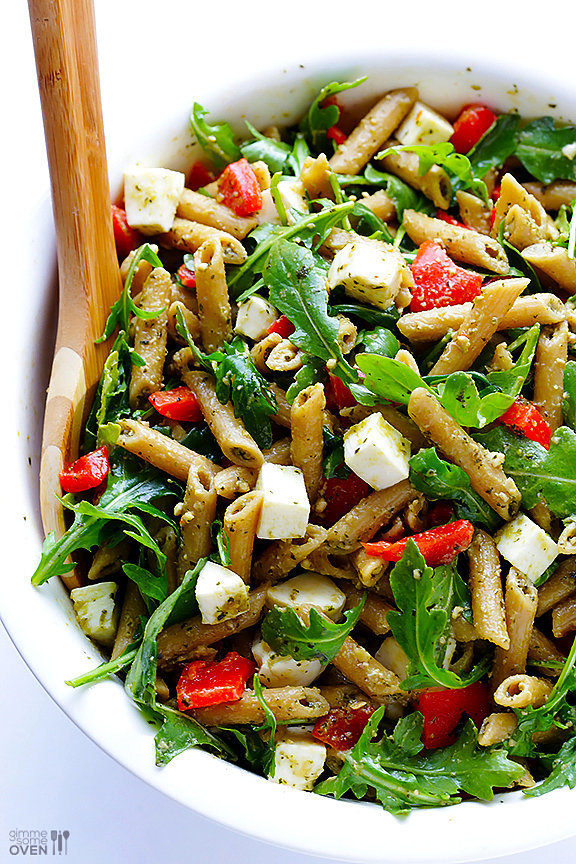 5-Ingredient Pasta Salad