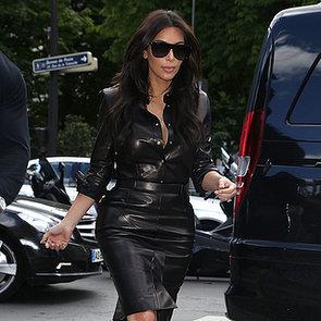Kim Kardashian Prewedding Outfits
