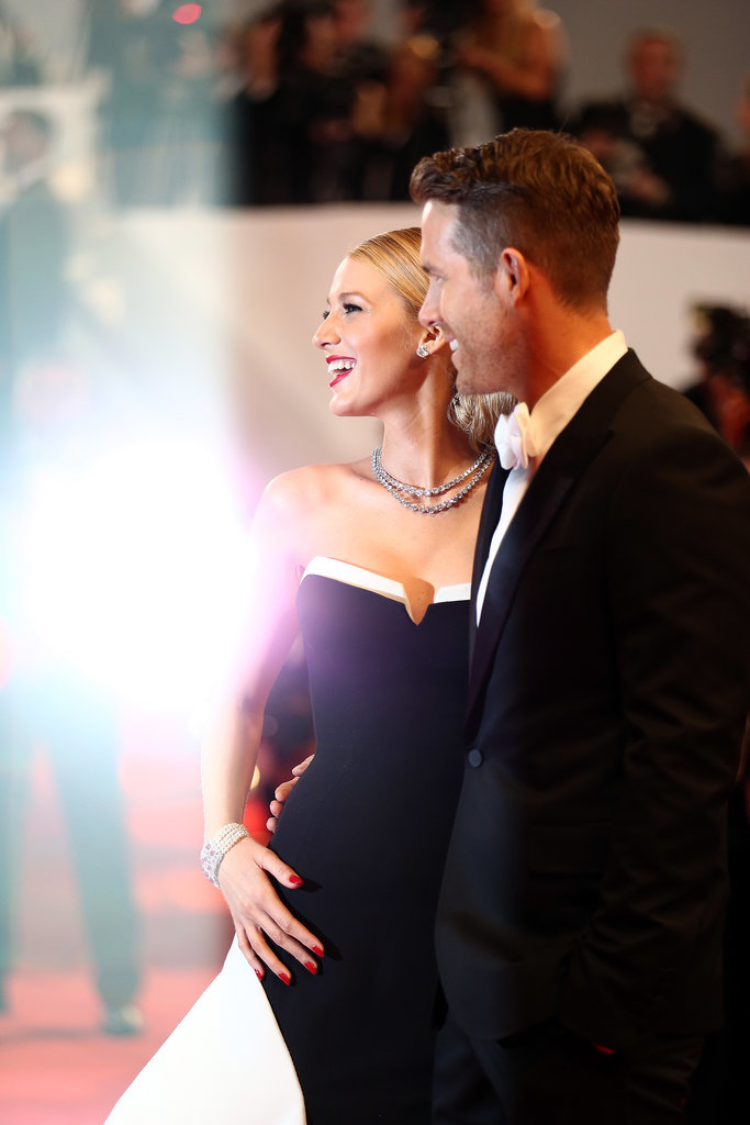 Blake Lively and Ryan Reynolds were picture perfect at the 2014 Captive premiere.