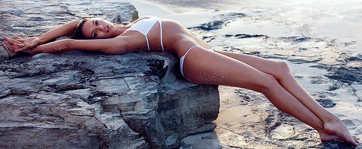 14 Things Candice Swanepoel Can Make Look Hot