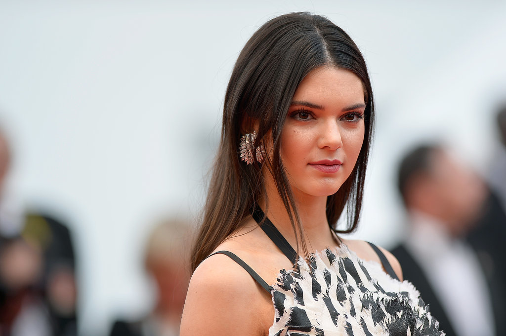 Kendall Jenner at the Grace of Monaco Premiere