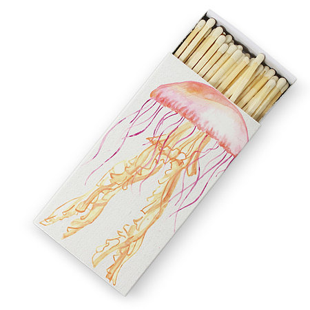 No need to hide your matches: this matchbook ($5) is stylish enough to leave out.