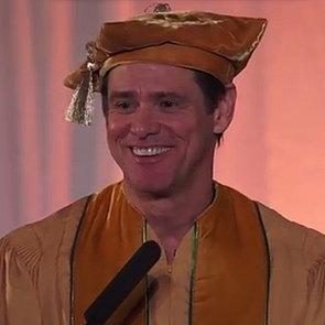 Jim Carrey Maharishi University Commencement Speech | Video