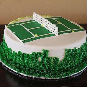 Sports-Themed Birthday Cakes
