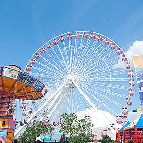 New Summer Theme Park Rides