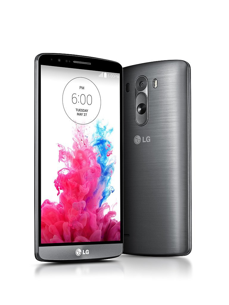 LG G3 in Metallic Black | The LG G3 Is the Most Advanced ...
