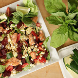 The Ivy's Grilled Vegetable Salad
