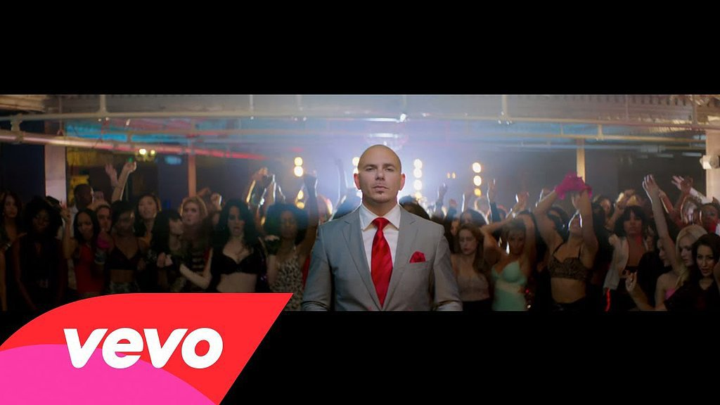 """Give Me Everything"" by Pitbull featuring Ne-Yo, Afrojack, and Nayer"