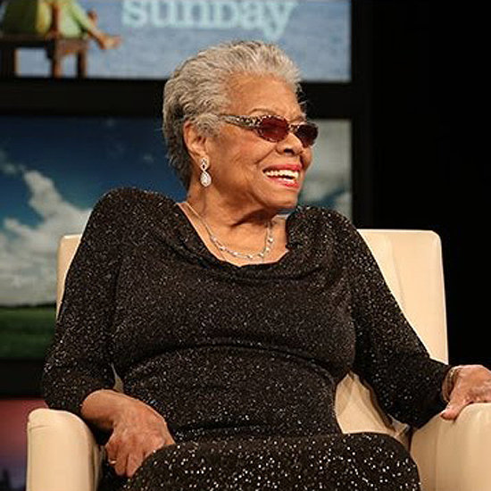 Maya Angelou on Oprah Winfrey's Super Soul Sunday | Video
