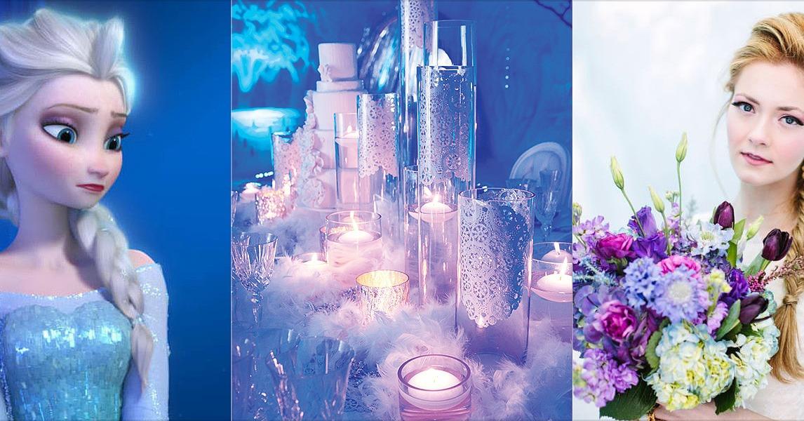 Disney Wedding Gift Ideas Uk : Disneys Frozen Wedding Ideas POPSUGAR Love & Sex