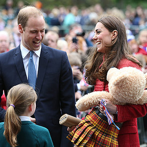 Kate Middleton and Prince William in Scotland | May 2014
