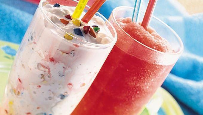 Ice Cream Candy Shakes
