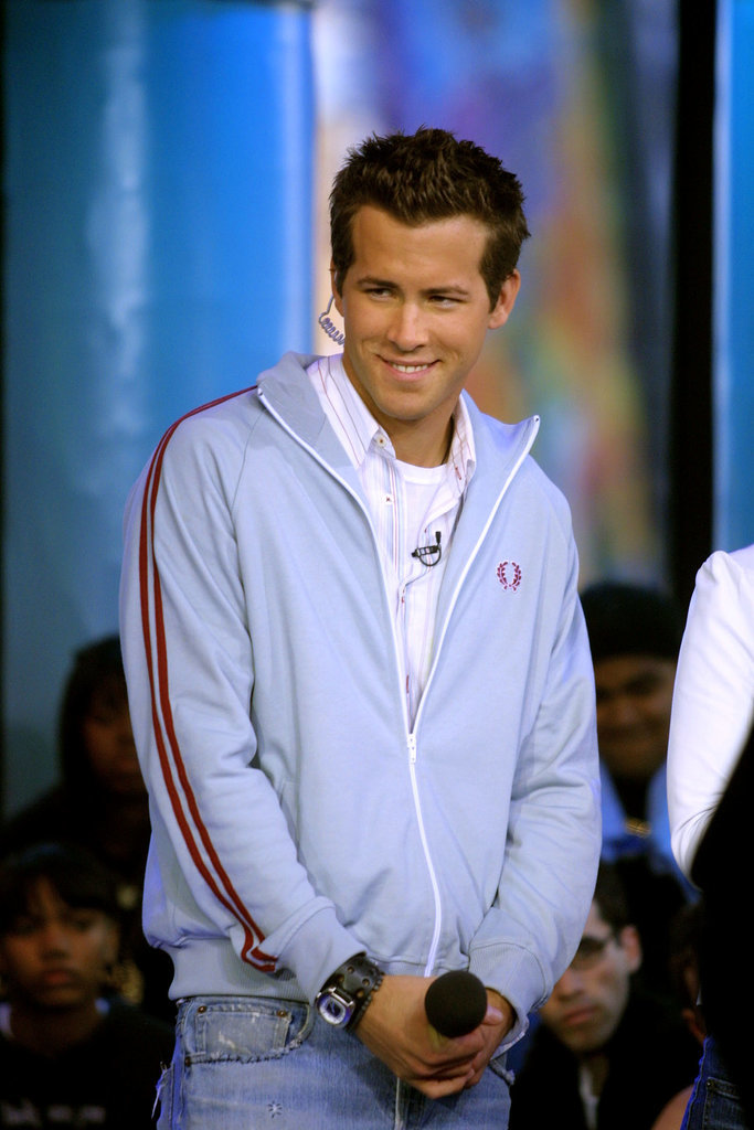 When He Visited TRL With Tara Reid