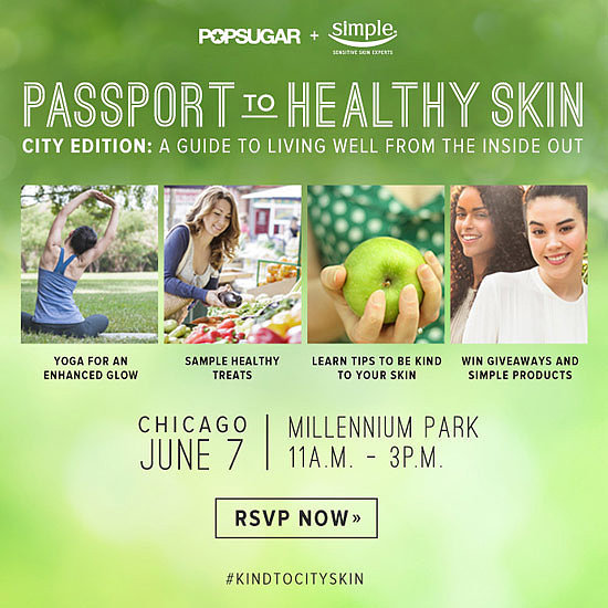 Healthier Skin Is Coming to Chicago: RSVP Now