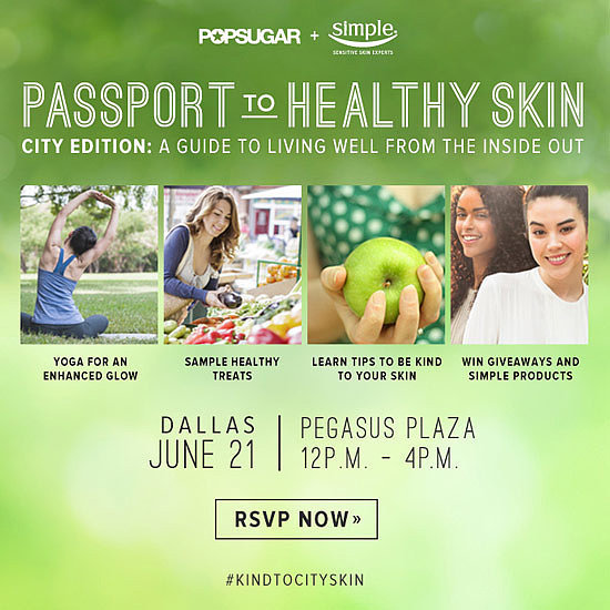 Healthier Skin Is Coming to Dallas: RSVP Now