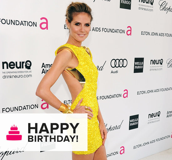 Get a Load of Heidi Klum's Sexiest Looks to Date!