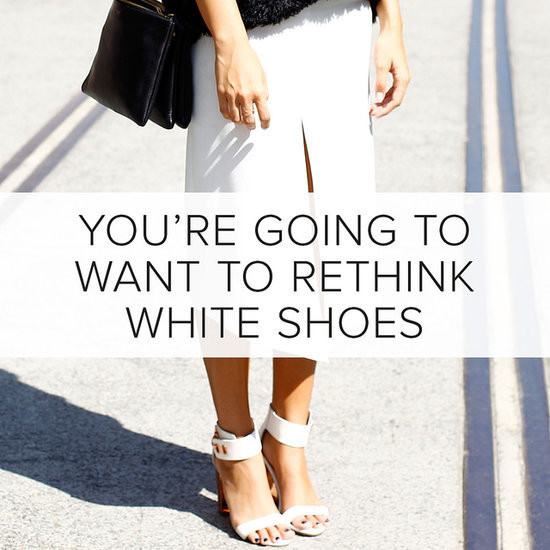White Shoes 2014 | Shopping