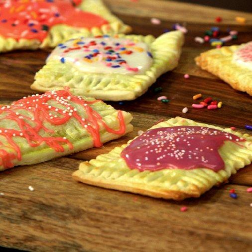 Homemade Pop-Tarts Recipe | Video