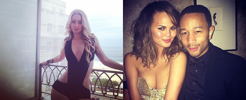 Celebrity Tweets of the Week: Chrissy Teigen and John Legend, Iggy Azalea & More!